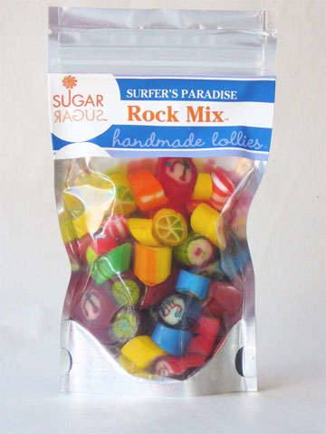 Rock Mix Candy