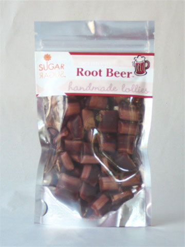 Root Beer Candy