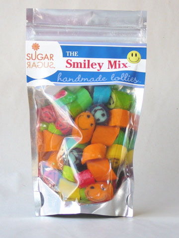 Smiley Face Mix Candy